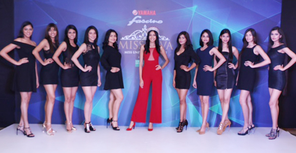 Delhi gears up for the Yamaha Fascino Miss Diva – Miss Universe India 2017 auditions