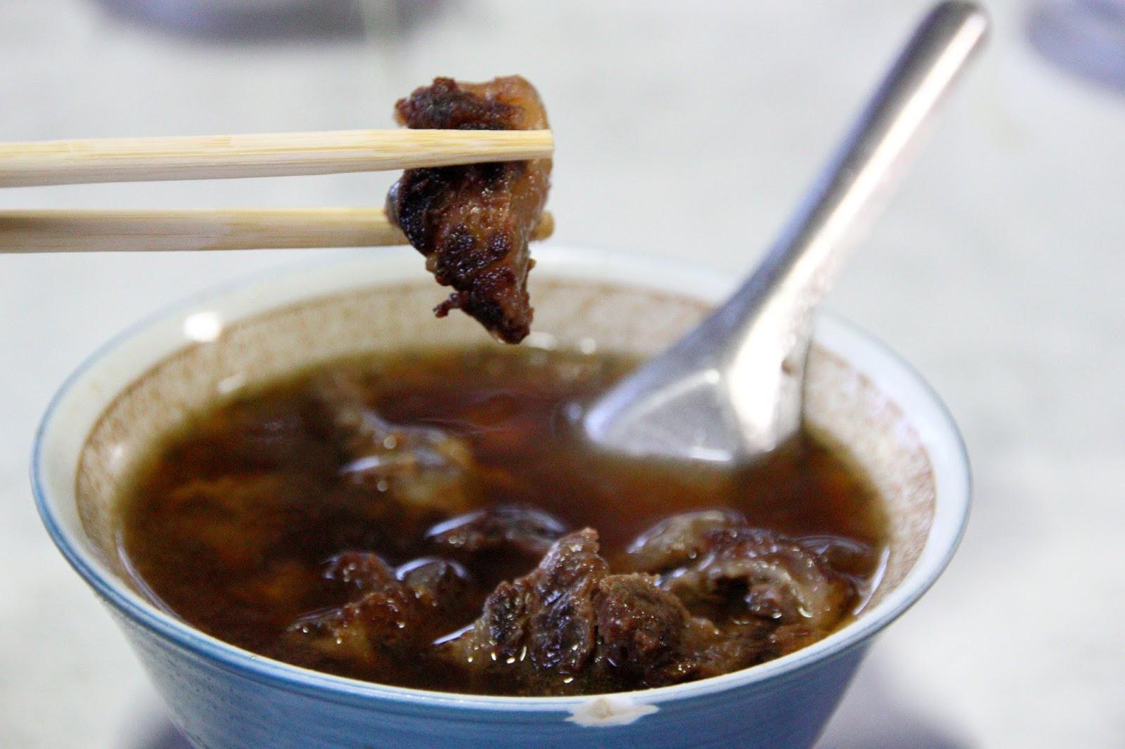 台南六千牛肉湯