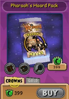 Pharaohs Hoard Loot Roll  Stars of the Spiral