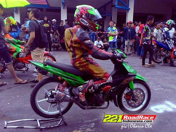 Belum Punah, Kawasaki Blitz Bangkit di Kejurda dan Sanggup Podium
