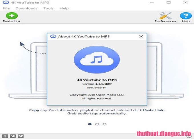 Download 4K YouTube to MP3 3.6.0.2084 Full Cr@ck