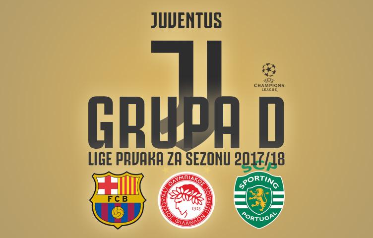 Poznate grupe Lige prvaka za sezonu 2017/18