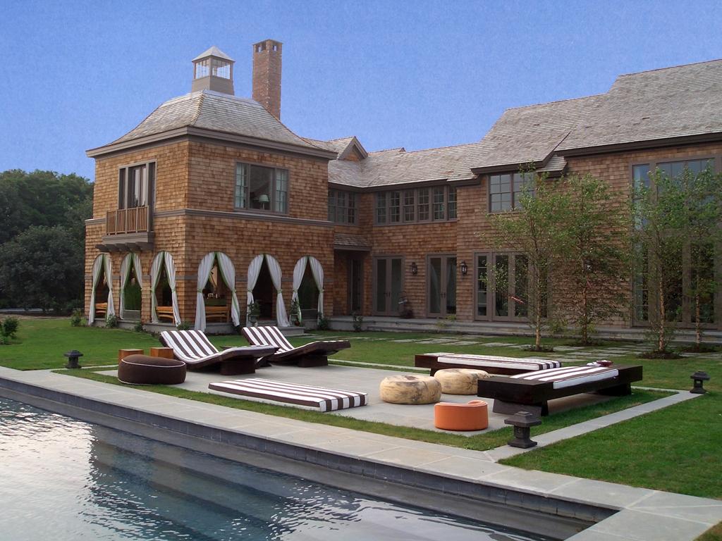 2005 Hamptons Cottage And Garden Magazine Idea House By Sterling Huddleson Architects Bridgehampton Ny