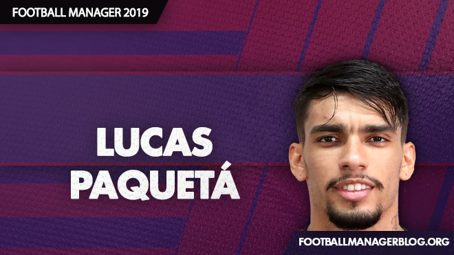 Lucas Paqueta - FM2019 Wonderkid Review