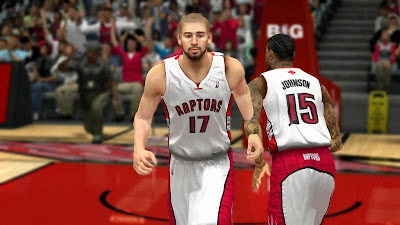 NBA 2K14 Jonas Valanciunas Cyberface Patch