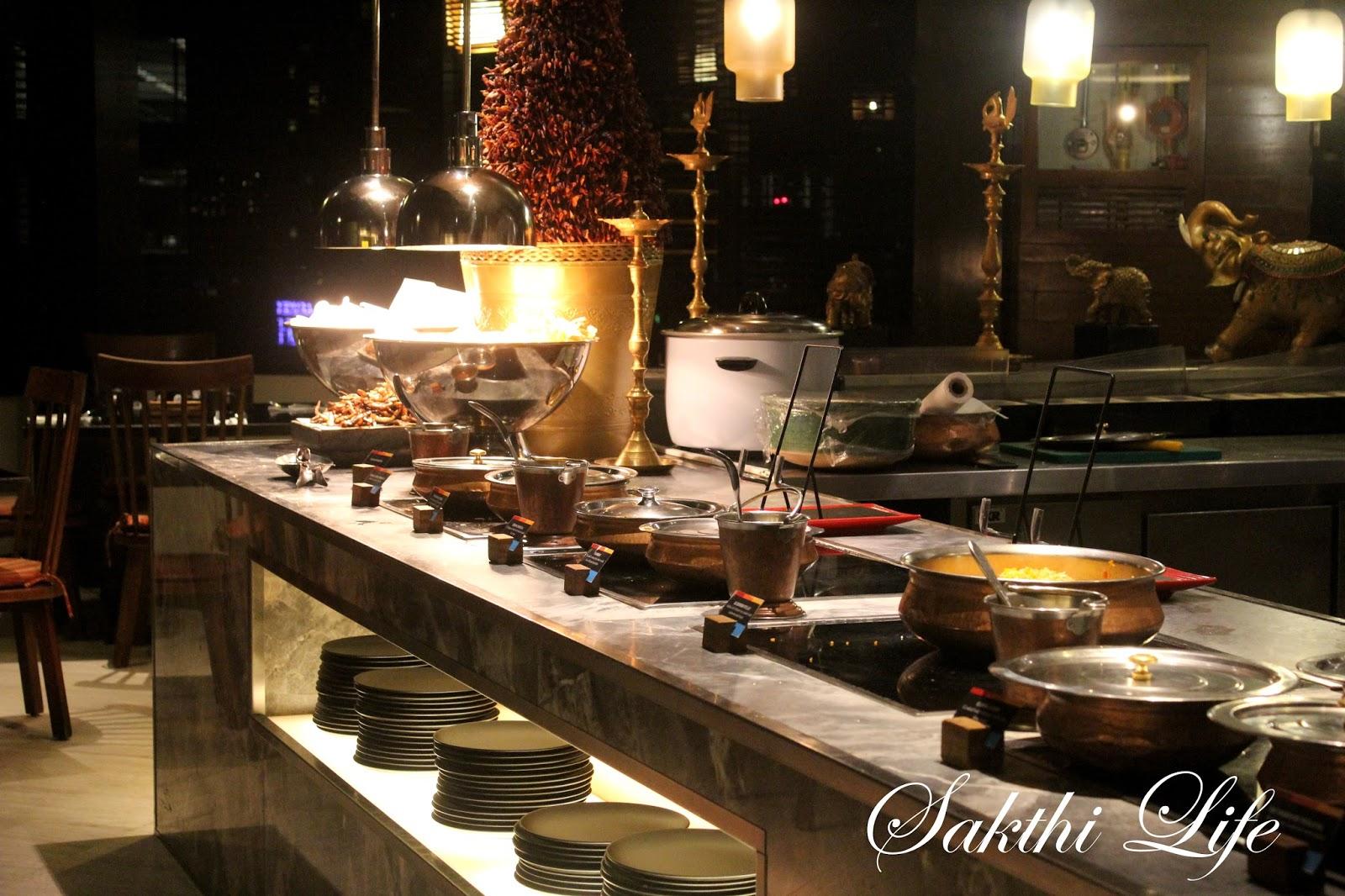 Makan Kitchen Doubletree By Hilton Hotel Kuala Lumpur