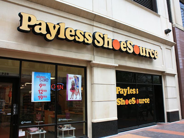 Payless Shoe Store Close To Me
