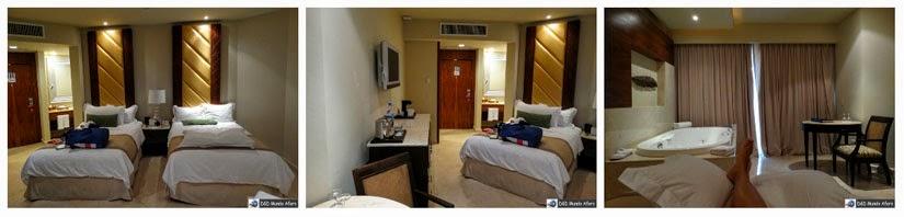Onde ficar em Cancun - acomodações do Moon Palace Resort