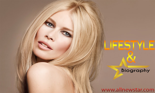 Claudia Maria Schiffer is a German supermodel