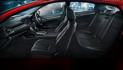 Interior Honda Civic Hatchback