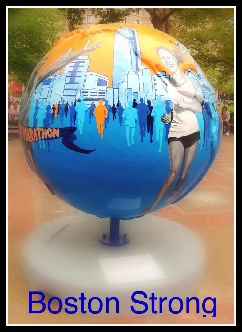 The Cool Globes en Boston: Boston Strong
