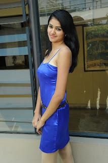 New Actress Simran dazzling Pos 006