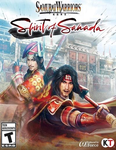 โหลดเกมส์ฟรี SAMURAI WARRIORS: Spirit of Sanada