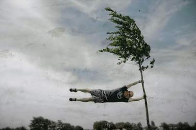 O ar e o vento