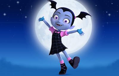 las aventuras de vampirina la niña vampiro
