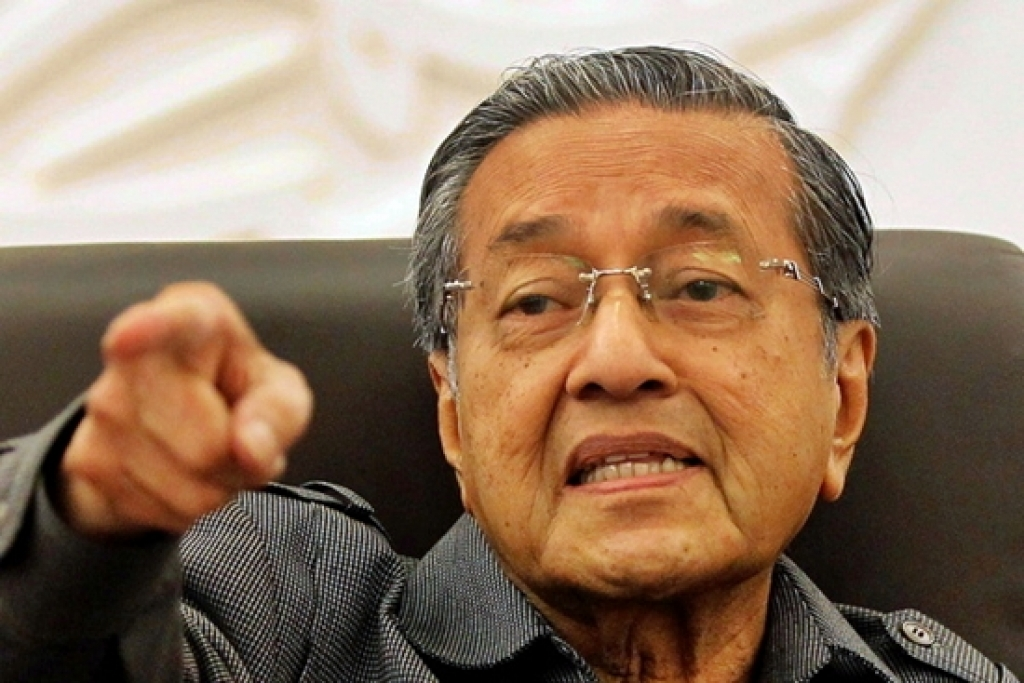 Mahathir Beri Peringatan Keras Untuk Pegawai Negri Yang Terima Hadiah