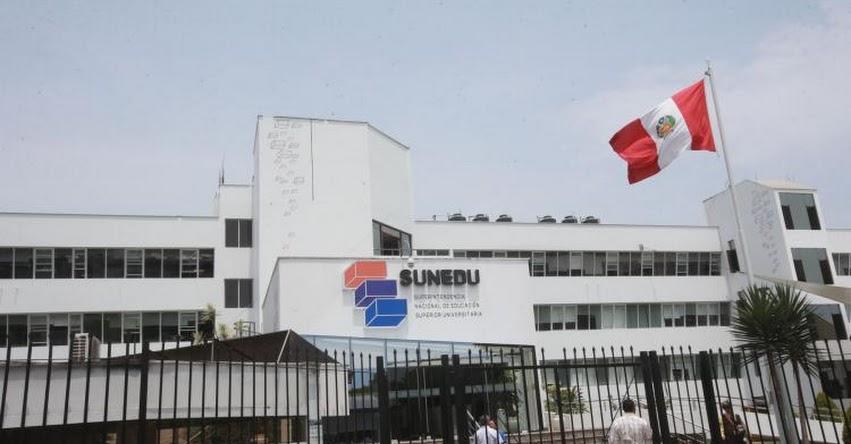 Poder Judicial y SUNEDU intercambiarán información sobre docentes procesados