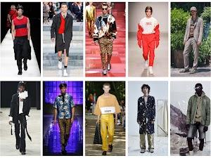 Fashion Week: Menswear printemps/été 2018