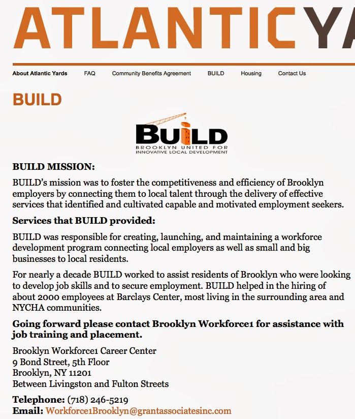 Build Commemorated On Atlanticyards Web Site As Fostering