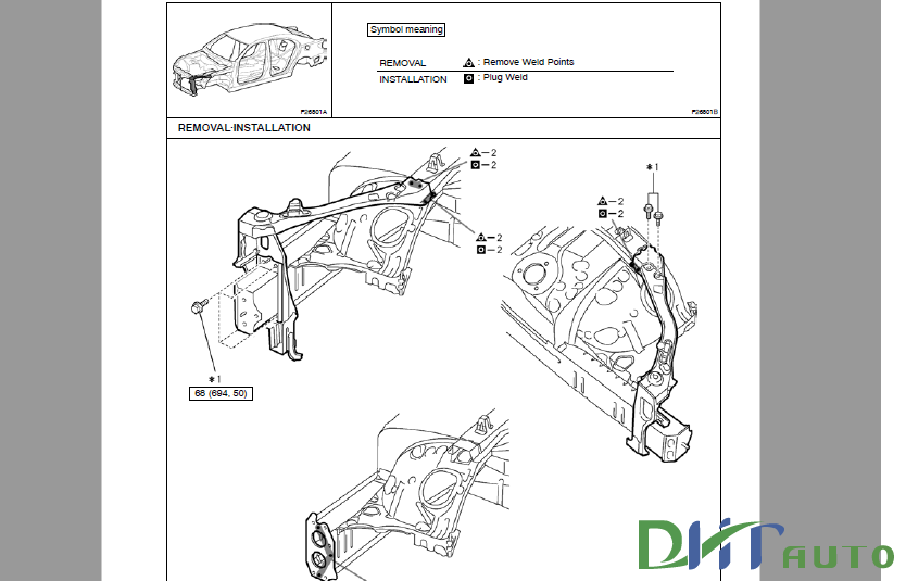 Lexus Ls 460l  Ls 460 2007 Repair Manual