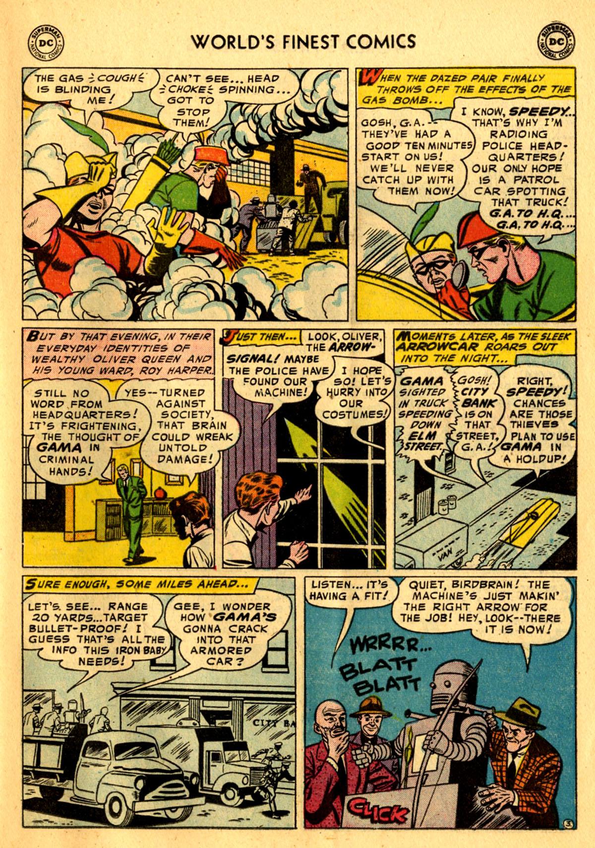Read online World's Finest Comics comic -  Issue #76 - 21