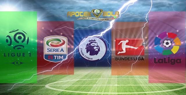 Jadwal Bola Malam Ini Tanggal 26 - 27 September 2018