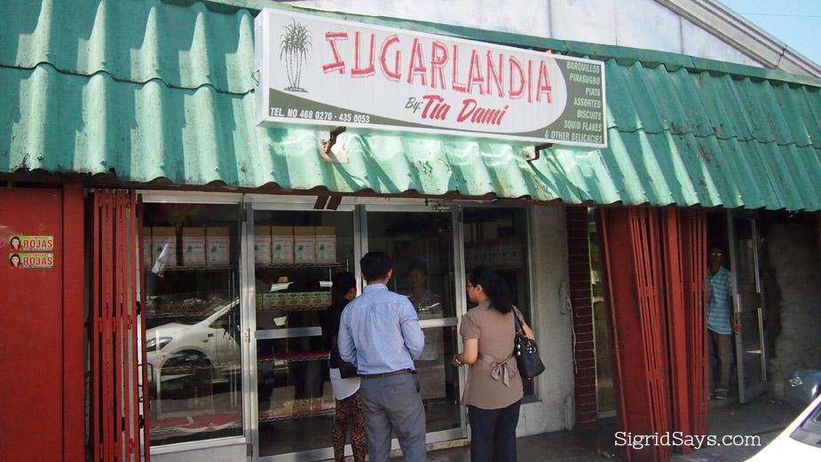 Sugarlandia piaya,, Bacolod pasalubong