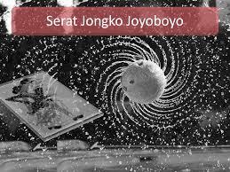SERAT JONGKO JOYOBOYO