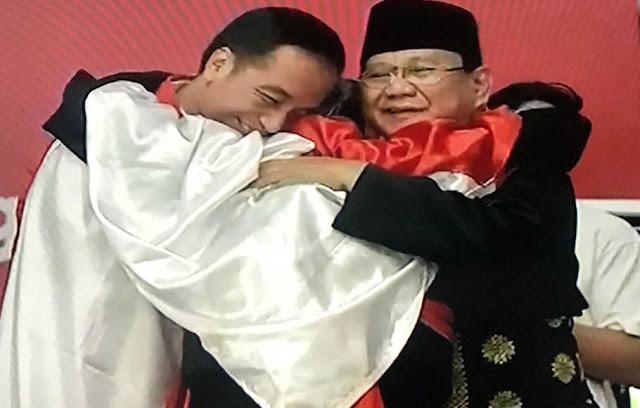 Jokowi dan Prabowo: Muslim Indonesia yang Paling Berpengaruh di Dunia Tahun 2019