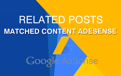 Related Posts Seperti Matched Content Adsense