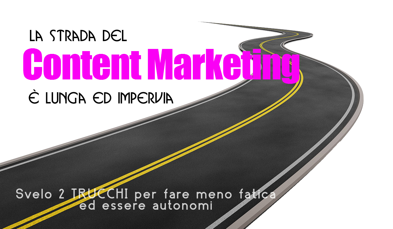 content marketer content marketing contenuti blogging copywriting copy blogger