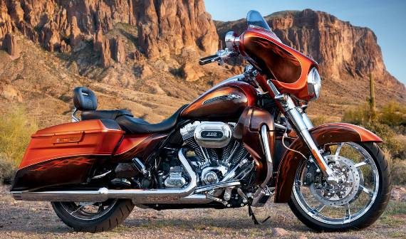 2012 Harley Davidson CVO Street Glide Wallpaper Motorcycle