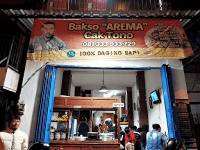 Bakso Arema Cak Tono Batu - NMUTTY.com