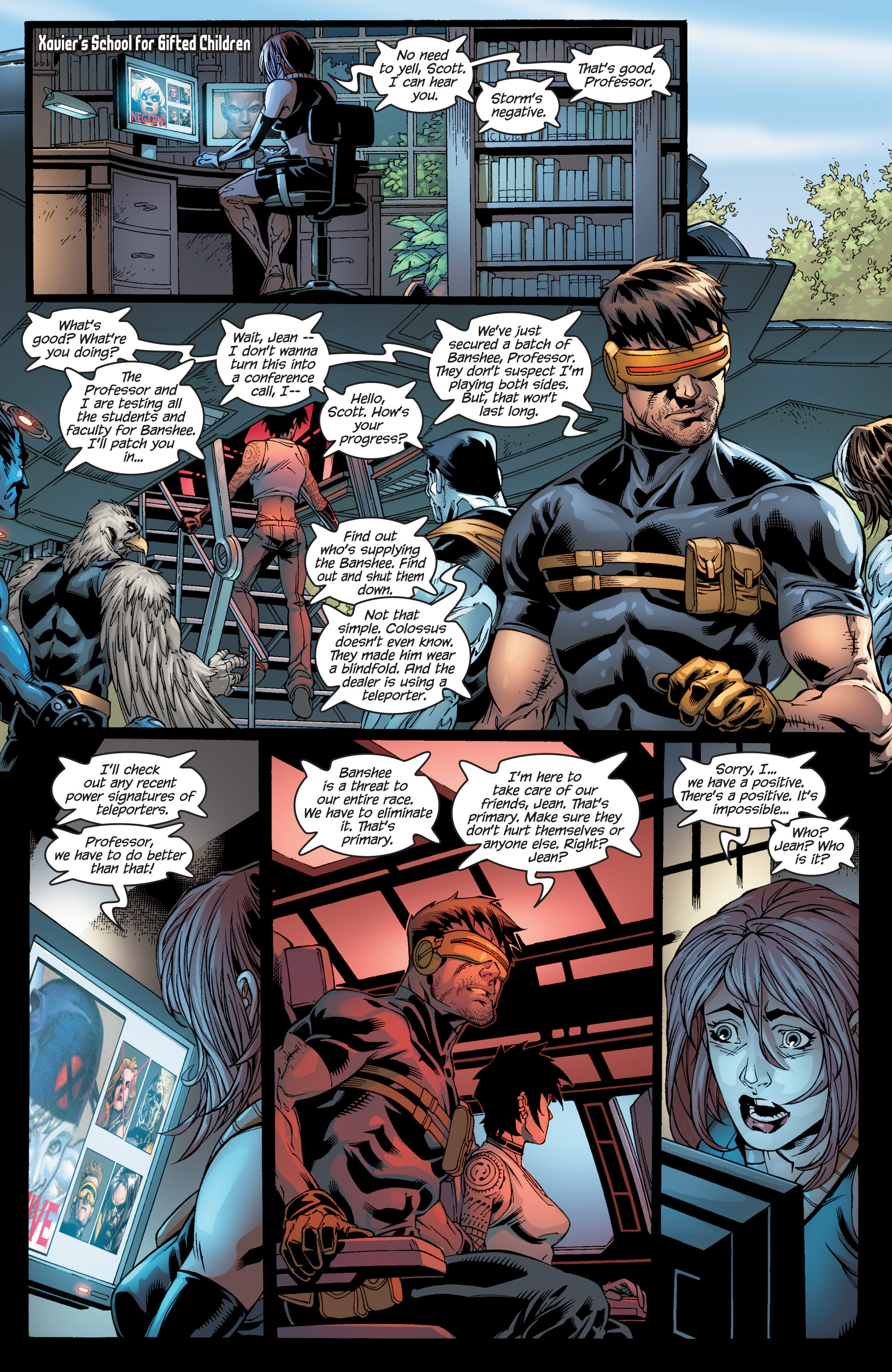 Read online Ultimate X-Men comic -  Issue #95 - 9