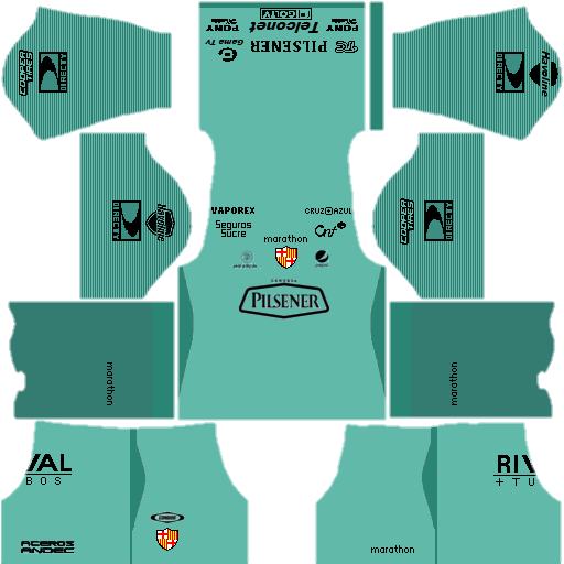 Escudo de barcelona sc para dream league soccer 2019