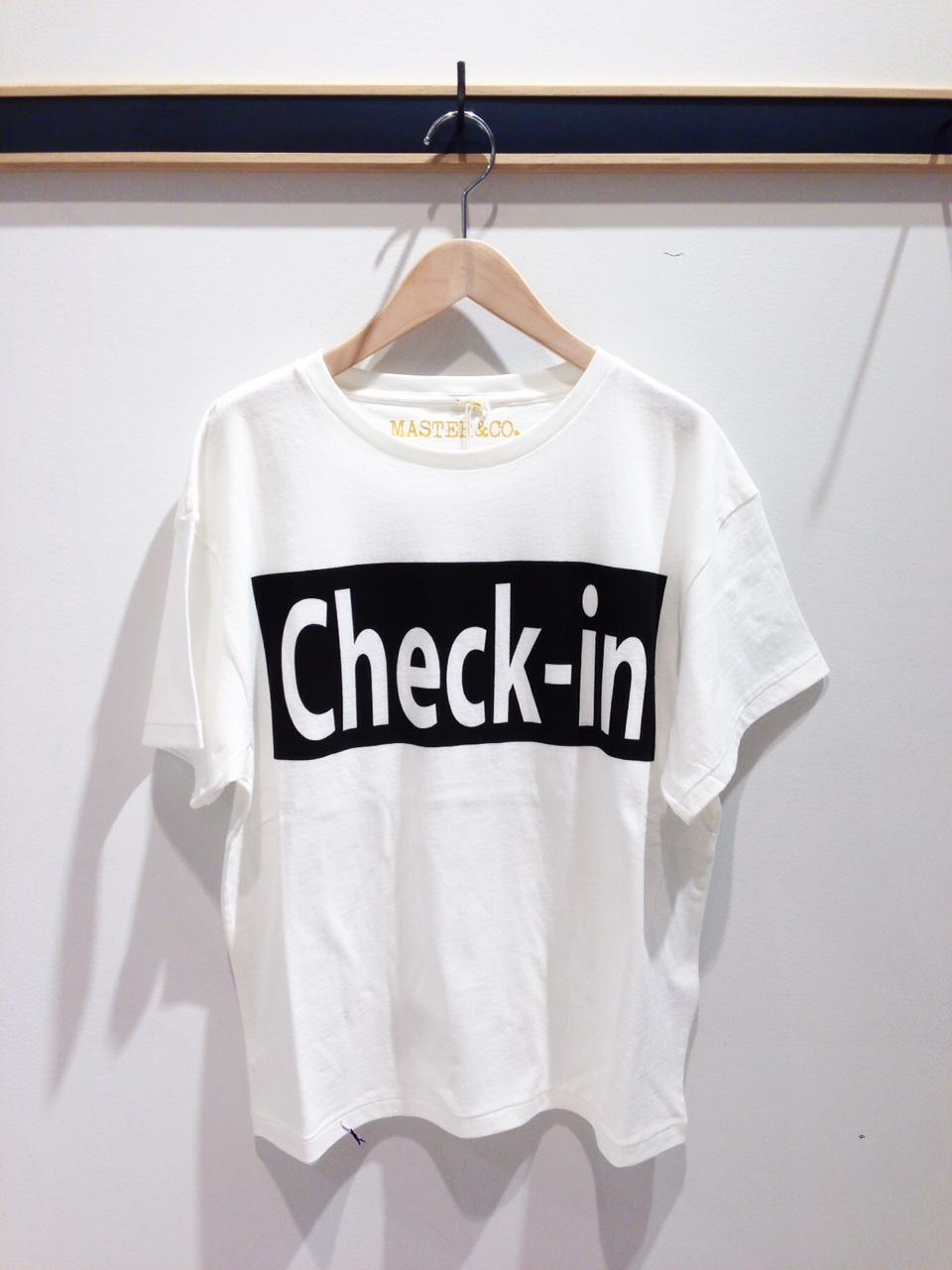 MASTER & Co.【マスターアンドコー】プリントロゴTシャツ◆香川・綾川店