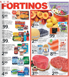 Fortinos Weekly Flyer March 8 – 14, 2018