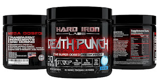 Get Hard Iron Supplements for Hard Iron Gains!