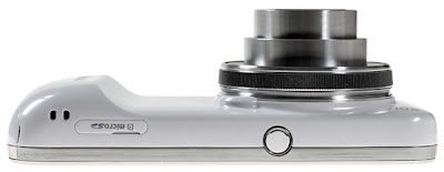 Kamera Samsung Galaxy S4 Zoom