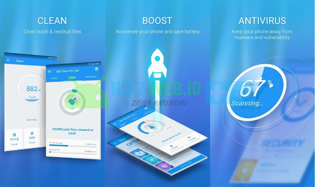360 Security 1.3.6 Lite APK Free Download