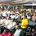 Gemuruh Yel-yel Salam Perubahan Ribuan Pendukung Sambut LutFer di Paruga