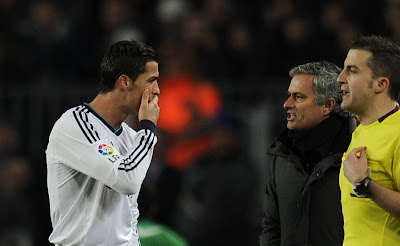 See Why Cristiano Ronaldo Wants Jose Mourinho To Be Juventus' Next Coach