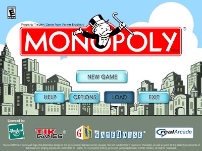 大富豪人生(Monopoly by Parker Brothers),經典棋盤式益智遊戲!