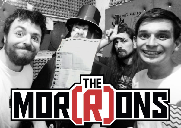 """The Mor(R)ons release video for new song """"The Complainer"""""""