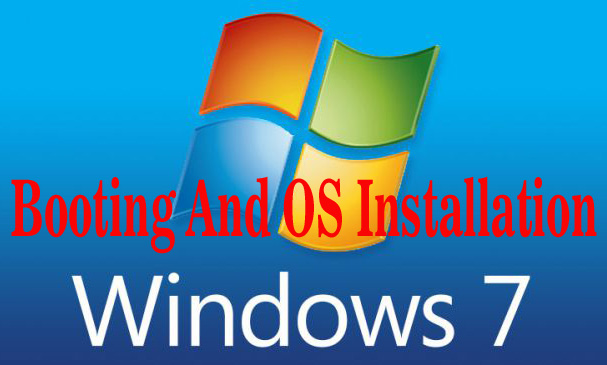 how to format windows 7 from bios
