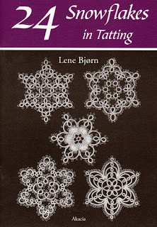 Lene Bjorn, 24 Snowflakes in Tatting, éditions Akacia, 2002.