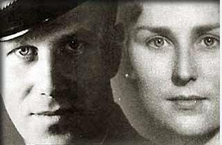 Werner von Haeften en Reinhilde von Hardenberg