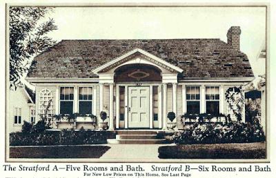 Gordon-Van Tine Stratford 1929 catalog