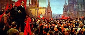 Hoy es otro aniversario de la Revolución de Octubre. El comunismo empezó en Rusia y #morirá en Venezuela: liberaremos al país de sus garras.