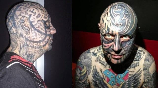 Novas tatuagens